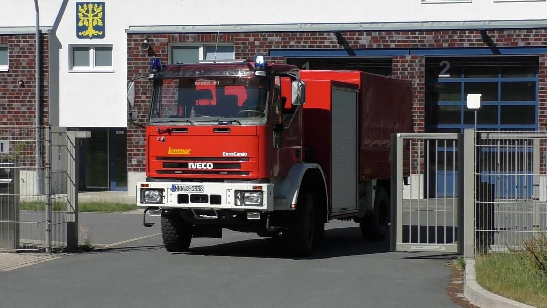 53-SW2000-1 bei Ausfahrt zum Einsatz
